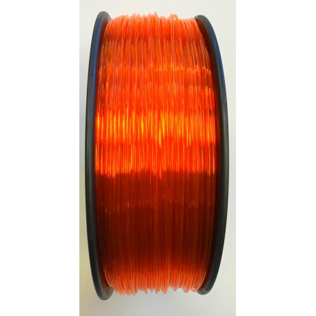 PETG - Filament 1,75mm orange-transparent
