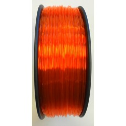 PETG - Filament 2,9mm orange-transparent