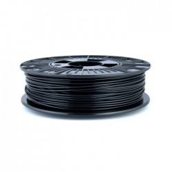 CREAMELT PLA-HI Filament 2,9mm schwarz