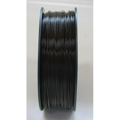 PAHT-CF Filament schwarz 1,75mm rund auf Spule (PA12 mit 15% Carbonfaseranteil)