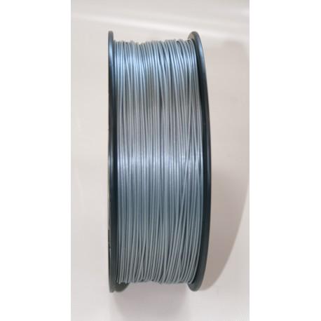 ABS - Filament 1,75mm silberfarben